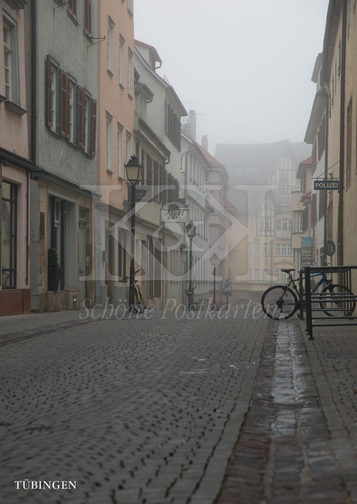 <strong>Schöne Postkarte Nr. 96</strong> · Tübingen, Pfleghof · © 2017
