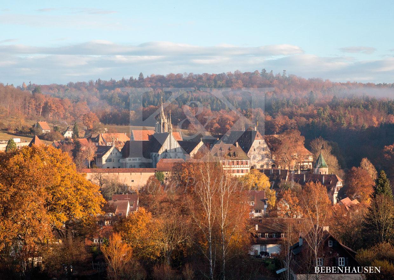 Schöne Postkarte Nr. 231 · Zisterzienser-Kloster Bebenhausen © 2018