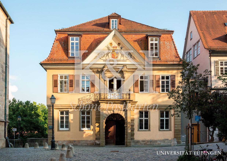 Schöne Postkarte Nr. 257 · Alte Aula, Universität Tübingen © 2018
